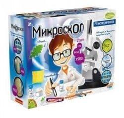 Французские опыты Науки с Буки Микроскоп (15 экспериментов)