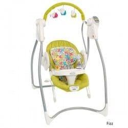 Электрокачели Graco Swing n bounce для новорожденных