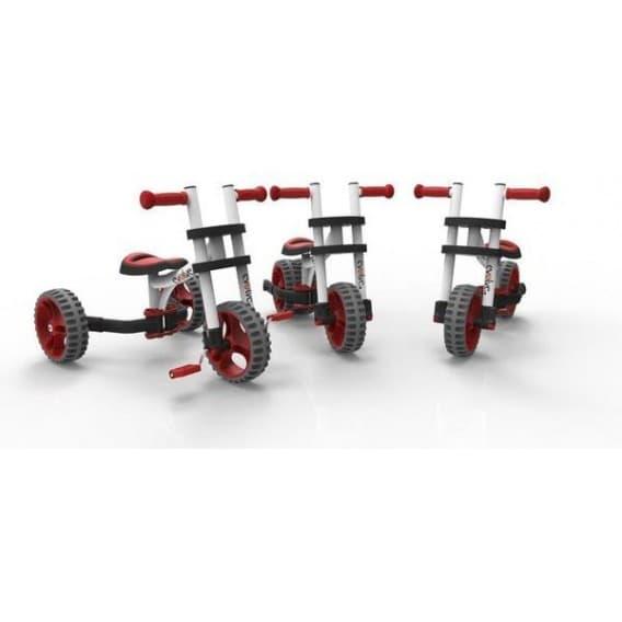 Трехколесный велосипед трансформер велобалансир