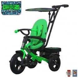 Велосипед для детей от 1 года ICON Emerald