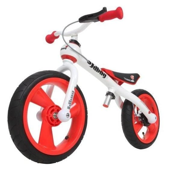 Беговел DJ Bug Training Bike Red
