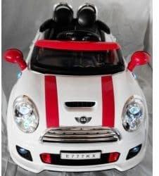 Электромобиль RiverToys RiverToys Mini Cooper E777KX VIP