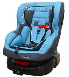 "Автокресло ""Teddy Bear"" ISOFIX LB 585 от 0 до 18 кг"