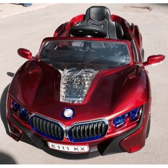 Детский электромобиль RiverToys BMW E111KX VIP