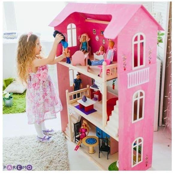 Кукольный домик  купить в Москве в ДочкиСыночки
