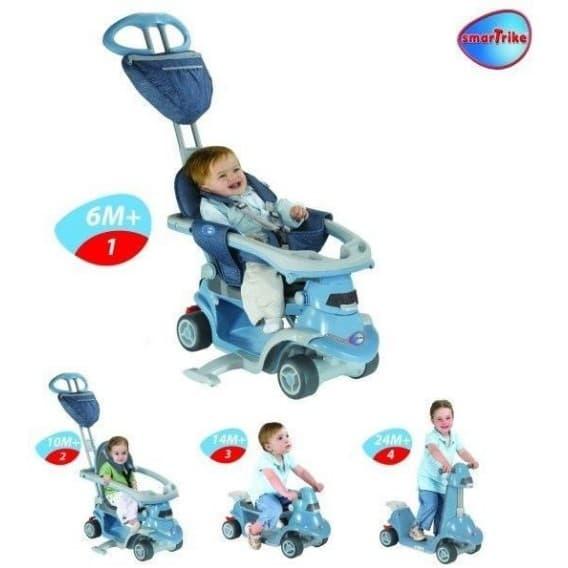 Каталка – трансформер Smart Trike AIO3