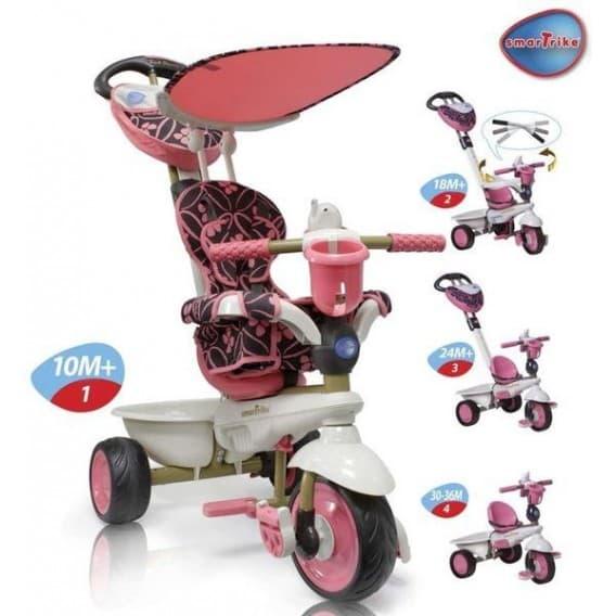 Smart Trike 8000200 Dream Touch Steering