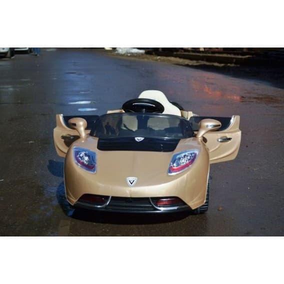 Детские электромобили RiverToys Tesla A222MP с радиоуправлением купить, лучшая цена