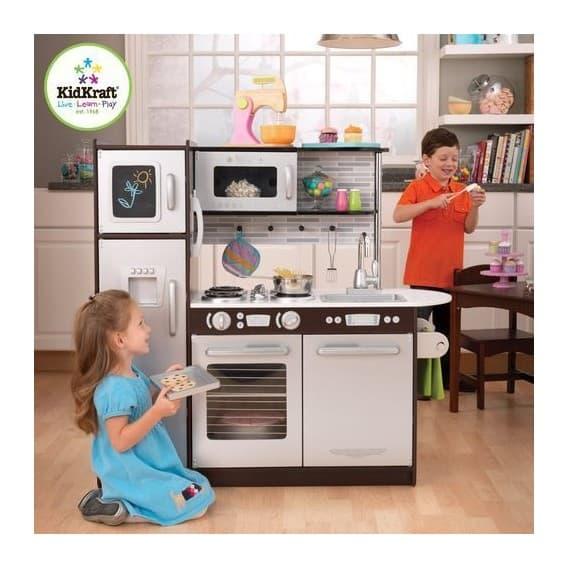 Детская кухня KidKraft Эспрессо
