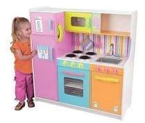 Детская кухня KidKraft Делюкс