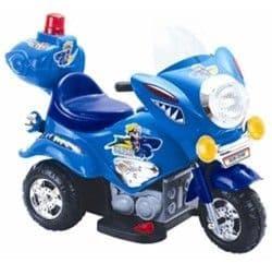 "Электромотоцикл ""Еду-Еду"" Mini Police YLQ-3148, 6v"