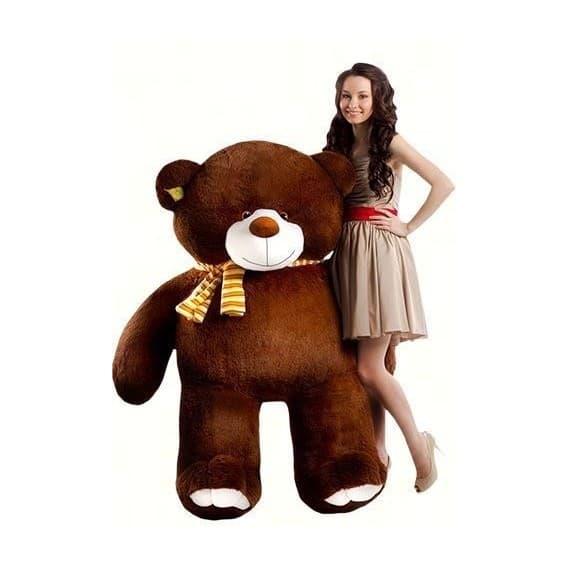"""Огромный плюшевый медведь """"Добрыня"""", 150 см"""