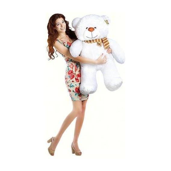"""Большой плюшевый медведь """"Веня"""", 110 см"""