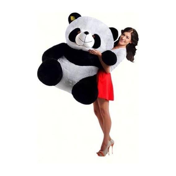 Мягкая игрушка Панда большая, 125 см.