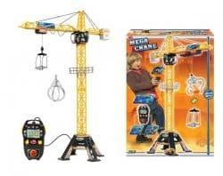 Кран на дистанционном управлении Dickie Toys