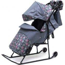 Санки - коляска Зимняя сказка 3В
