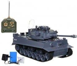 Танк р/у 1:18 Tiger (Германия), ВВ пульки
