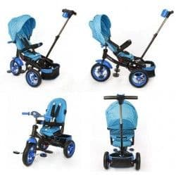 Трехколесный велосипед Moby Kids Leader-2