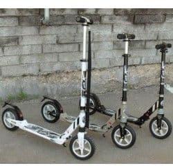 Самокат Town Rider с надувными колесами