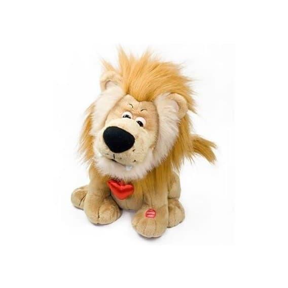 Поющая игрушка Львиное Сердце