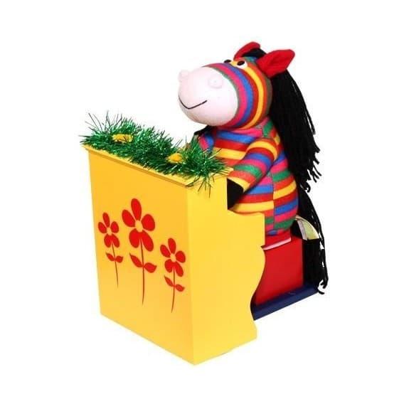 Поющая игрушка Конь Музыкант