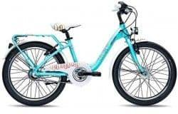 Детский велосипед Scool ChiX pro 20 3S