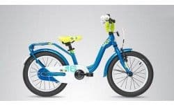 Детский велосипед Scool niXe 16 (2015)