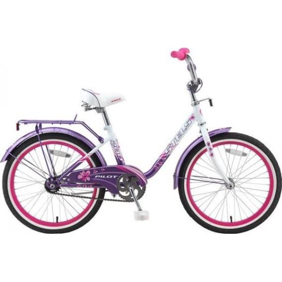 Детский велосипед Stels Pilot 200 Girl