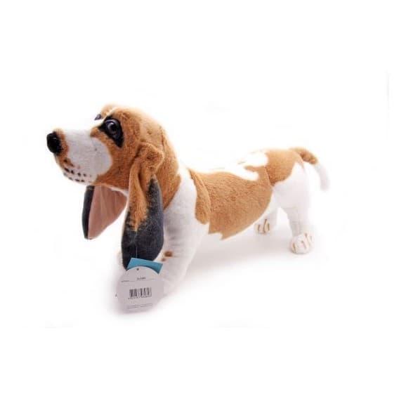 Мягкая игрушка Бассет-хаунд 43 см