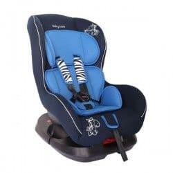 Детское автокресло Baby Care BC-303 Люкс Зебрик