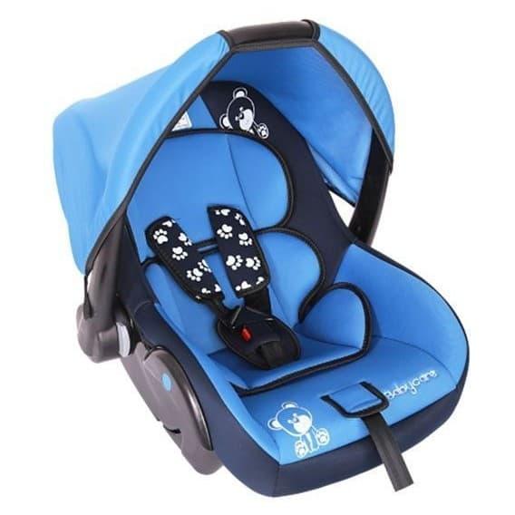 Детское автокресло Baby Care BC-321 Люкс Мишка