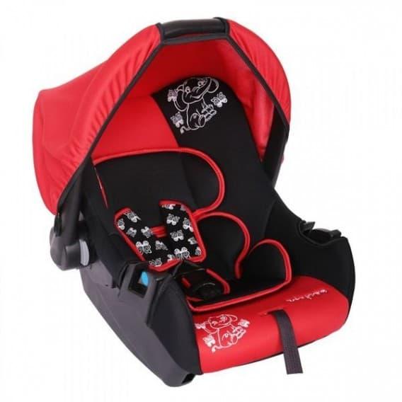 Детское автокресло Baby Care BC-322 Люкс Слоник