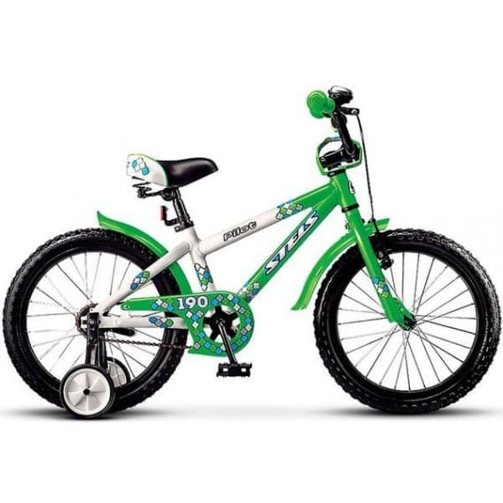 "Детский велосипед Stels Pilot 190 18"" (2016)"
