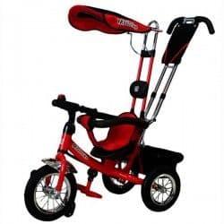 """Детский велосипед с ручкой с надувными колесами """"MINI TRIKE"""""""