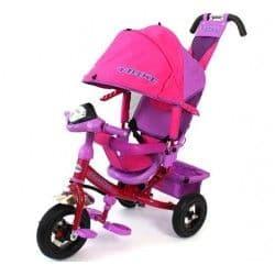Велосипед 3-х колёсный Trike TL2V розовый