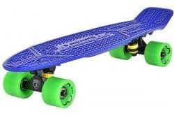 Скейтборд Lamborghini синий