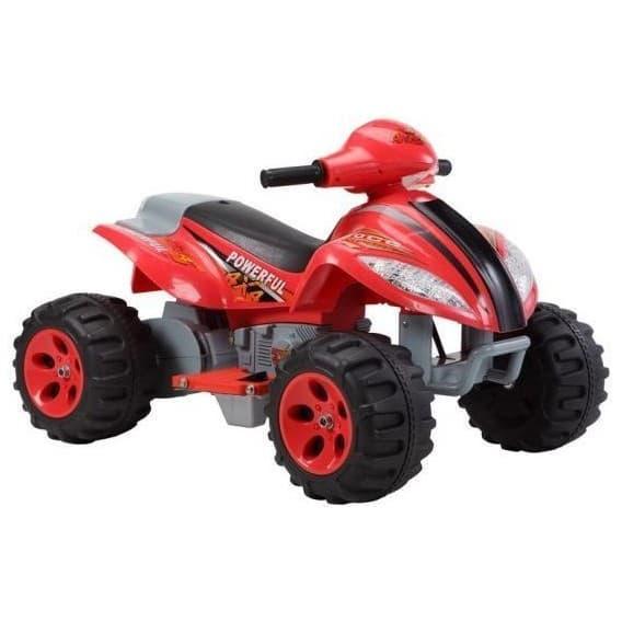 Электроквадроцикл Пламенный мотор 86077