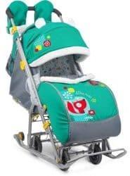 Санки - коляска Ника детям 7-2