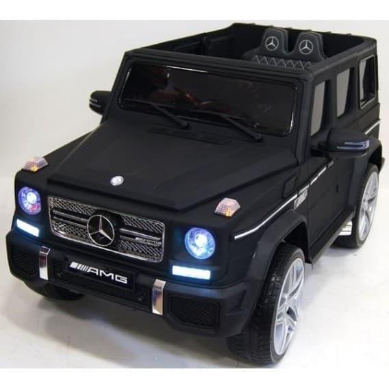 Электромобиль Mercedes-Benz G65 AMG (лицензия)