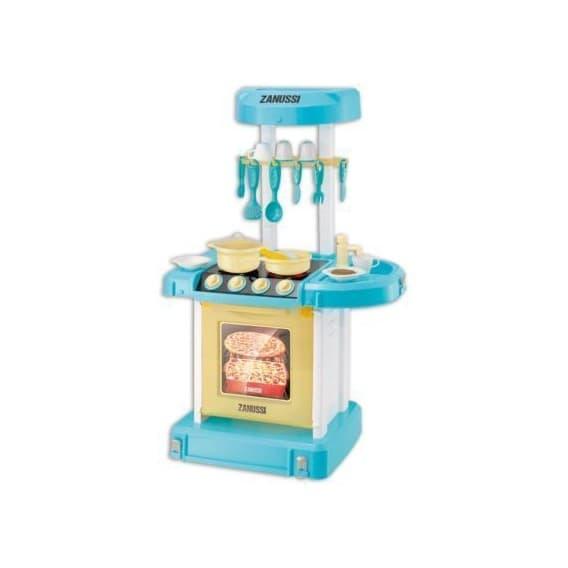 Электронная детская кухня Zanussi с водой и аксессуарами