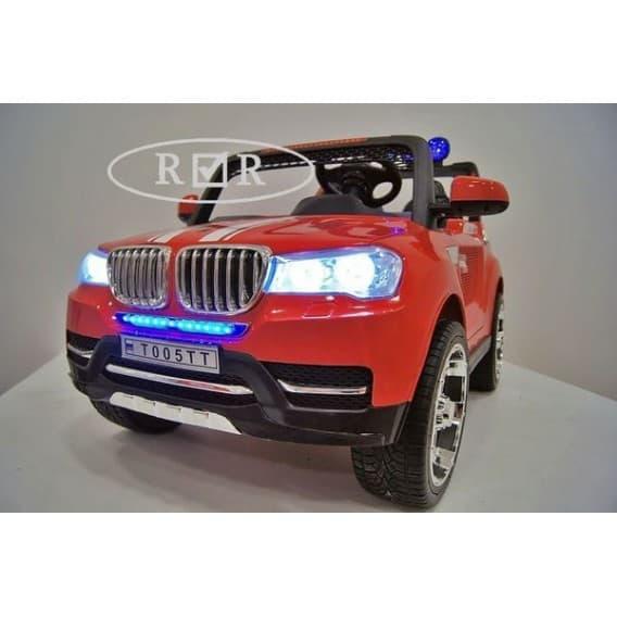 Электромобиль BMW T005TT полный привод