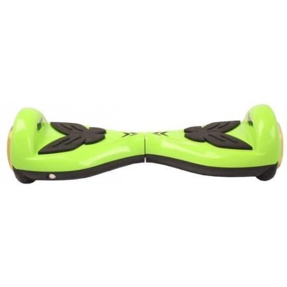 Гироскутер Hoverbot K2 зеленый детский