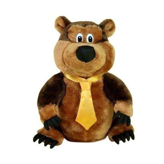 Поющая игрушка Медведь Шпунтик