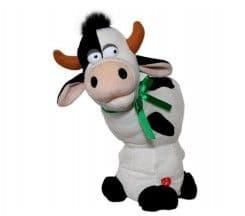 Поющая игрушка Корова Зорька