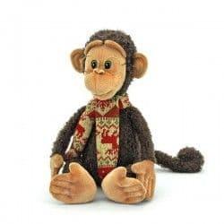 Мягкая игрушка Обезьяна Гоша 37