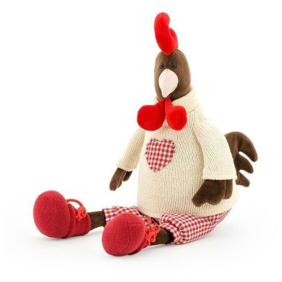 Мягкая игрушка Петушок Патрик 40 см