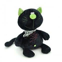 Кот Батон 40 черный