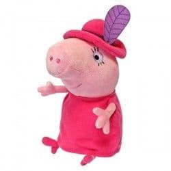 Мягкая игрушка Мама в шляпе 30см Peppa Pig