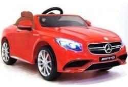 Электромобиль Mercedes-Benz S63 AMG