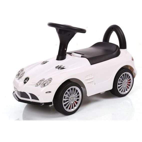 Каталка Dongma Mercedes-Benz Slr 722S белая